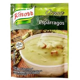Crema de espárragos Knorr 68gr