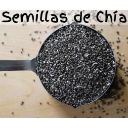 Granos de Chia (excelente para la salud) 250gr