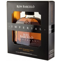 Ron BARCELO IMPERIAL 40%vol. Rep. Dominicana