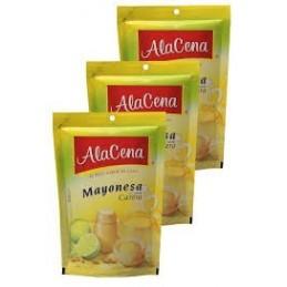 "Mayonesa ""Alacena""  Clásica   115gr"
