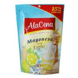 "Mayonesa ""Alacena""  Light    115gr"