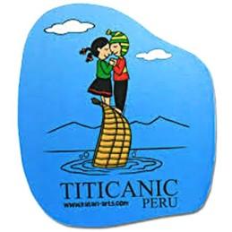 Mousepad Titicanic