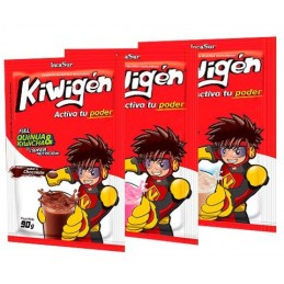 Kiwigen de Chocolate 90g