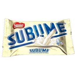 Chocolat Sublime blanc 32g