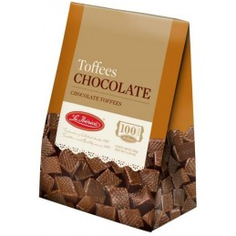 Toffees Chocolate La Iberica x 150g