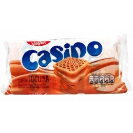 Galletas Casino - Lúcuma      6 paquetes