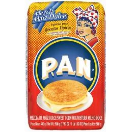 Farine de maïs sucrée PAN 500g