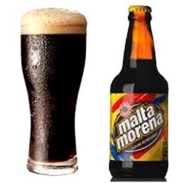 Bebida Malta Morena 355 ml