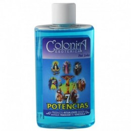 Colonia esotérica 7 Potencias 50ml