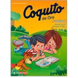 Libro Coquito de Oro - Para niños de 6 años.256 paginas