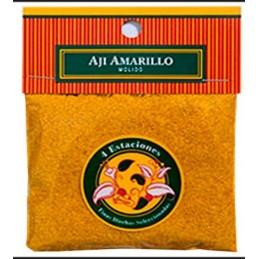 Ají Amarillo en polvo 4 Estaciones 15g
