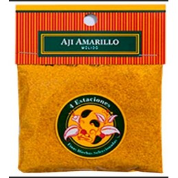 Condiment Aji Amarillo en poudre 4 Estaciones 15g