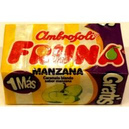 "Fruna sabor a Manzana D'Onofrio"" - 23.29 onz."