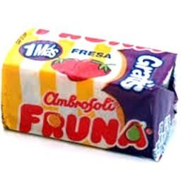 """Bonbon Fruna de fraise """"D'Onofrio"""" - 23.29 onz."""