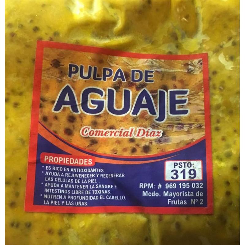 Pulpa de Aguaje 250g