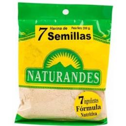 Farine de Quinoa, Amaranth, Blé, Fèves, Maca, Orge et Maïs