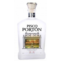 Pisco Porton Premium 750 ml Quebranta