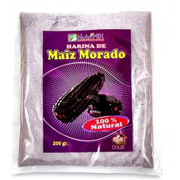 Farine de Maïs violet 200g