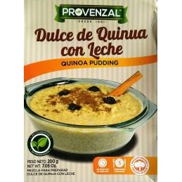 Quinoa Pudding Provenzal 200g