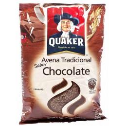 Avena Quaker con sabor a chocolate Bolsa 290g
