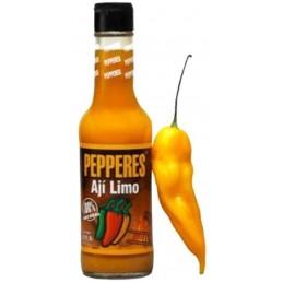 Aji Limo Salsa picante  Pepperes 180g