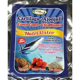 Cartilago - Ajonjolí - Camu Camu - Chía Blanche 400g