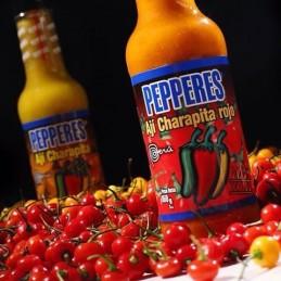 Aji Charapita  rojo - Pepperes X HOT 160gr