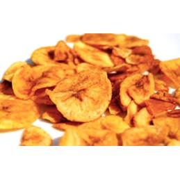 Chifles de plátano / Platanitos Fritos artesanales 1kilo