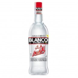 Liqueur colombien Blanco del Valle sans sucre
