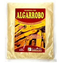 Harina de Algarrobo 200g