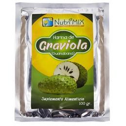 Harina de Graviola Nutrimix 100g
