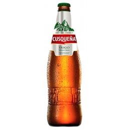 Bière de Blé péruvienne Cusqueña 4,9° 33cl