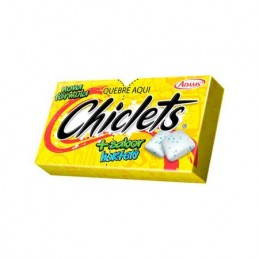 Chiclet's Adams - 2 pastillas