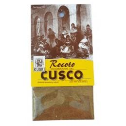 Rocoto deshidratado 100% Puro - Kuski 7g
