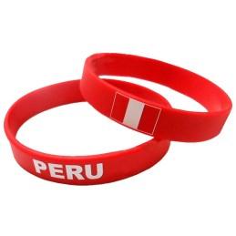 Bracelet Pérou en plastique 1pc