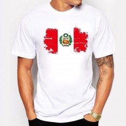 T-shirt  Pérou L M XL
