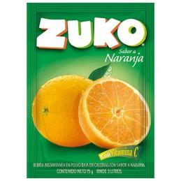 Boisson instantanée en poudre Zuko Orange 15g