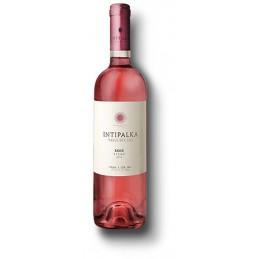 Vino Intipalka ROSÉ SYRAH 12,5% Botella 750ml