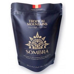 Caffé BIO du Pérou - Tropical Mountains SOMBRA 250g