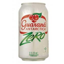Guaraná ZERO Antarctica Brasil 35cl
