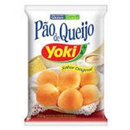 Pain au fromage / Pão de Queijo Yoki  préparation instantanée 250g