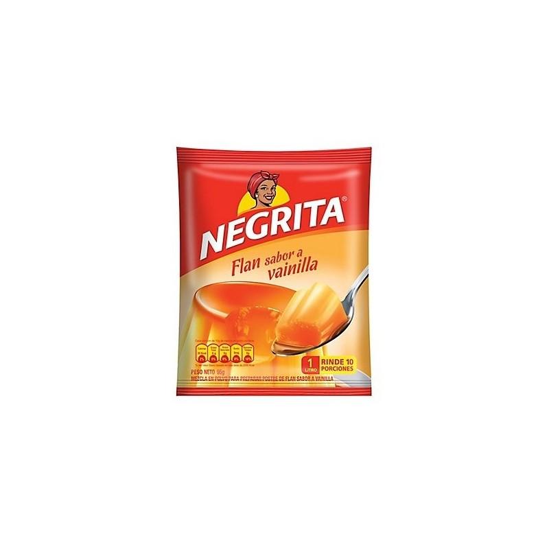 """Flan de Lúcuma """"La Negrita""""  95gr"""