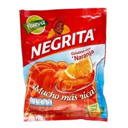 Gelatina de naranja La Negrita 160g