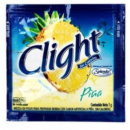 Boisson Instantanée en poudre Clight Ananas avec Splenda 7gr