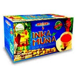 Infusion Inka Muña 25 filtrantes