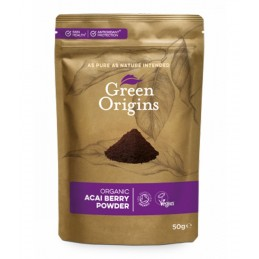 Açai Berry Orgánico Green Origins 75g