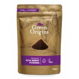Açai Berry Orgánico Green Origins 75g