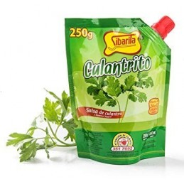 Coriandre sauce SIBARITA Doypack 250g