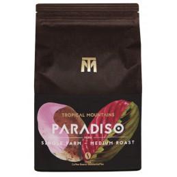 PARADISO COFFEE BEANS ORGANIC FAIR TRADE Medium roast, 80% Arabica, 20% Robusta, Peru Single Farm, Bio Fair Trade 250g