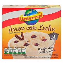Dessert - Préparation instantanée Arroz con Leche Universal 150g